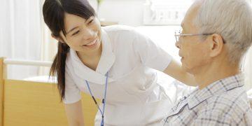 高齢者住宅での看護師バイト