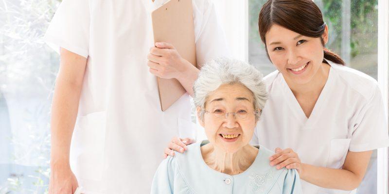 デイサービス施設での看護師バイト